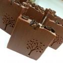 Přírodní mýdlo - Káva s čokoládou