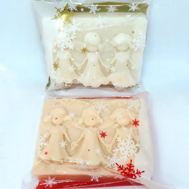 Přírodní mýdlo - Andělky