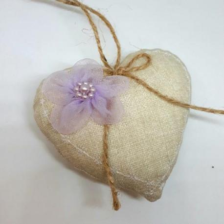 Srdce - květina