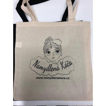 Bavlněná taška bílá
