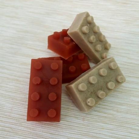 Bylinkové lego kostky